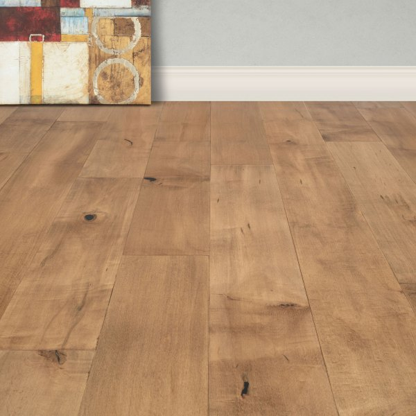 Tesoro Woods | Coastal Lowlands Collection, Chamois | Maple Wood Flooring