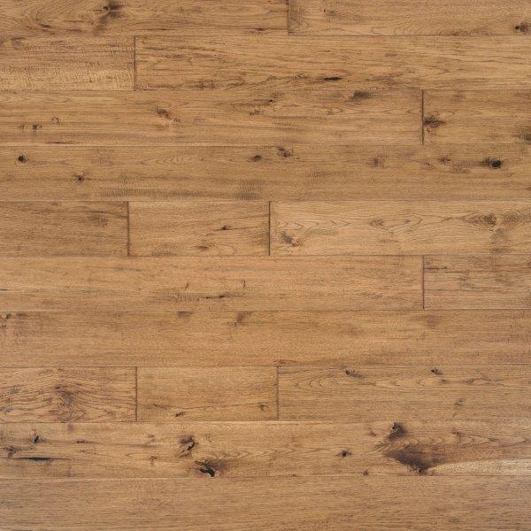 Tesoro Woods - Hickory Wood Flooring - Coastal Inlet, Rattan