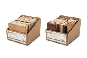 Tesoro Woods Wood Sample Boxes