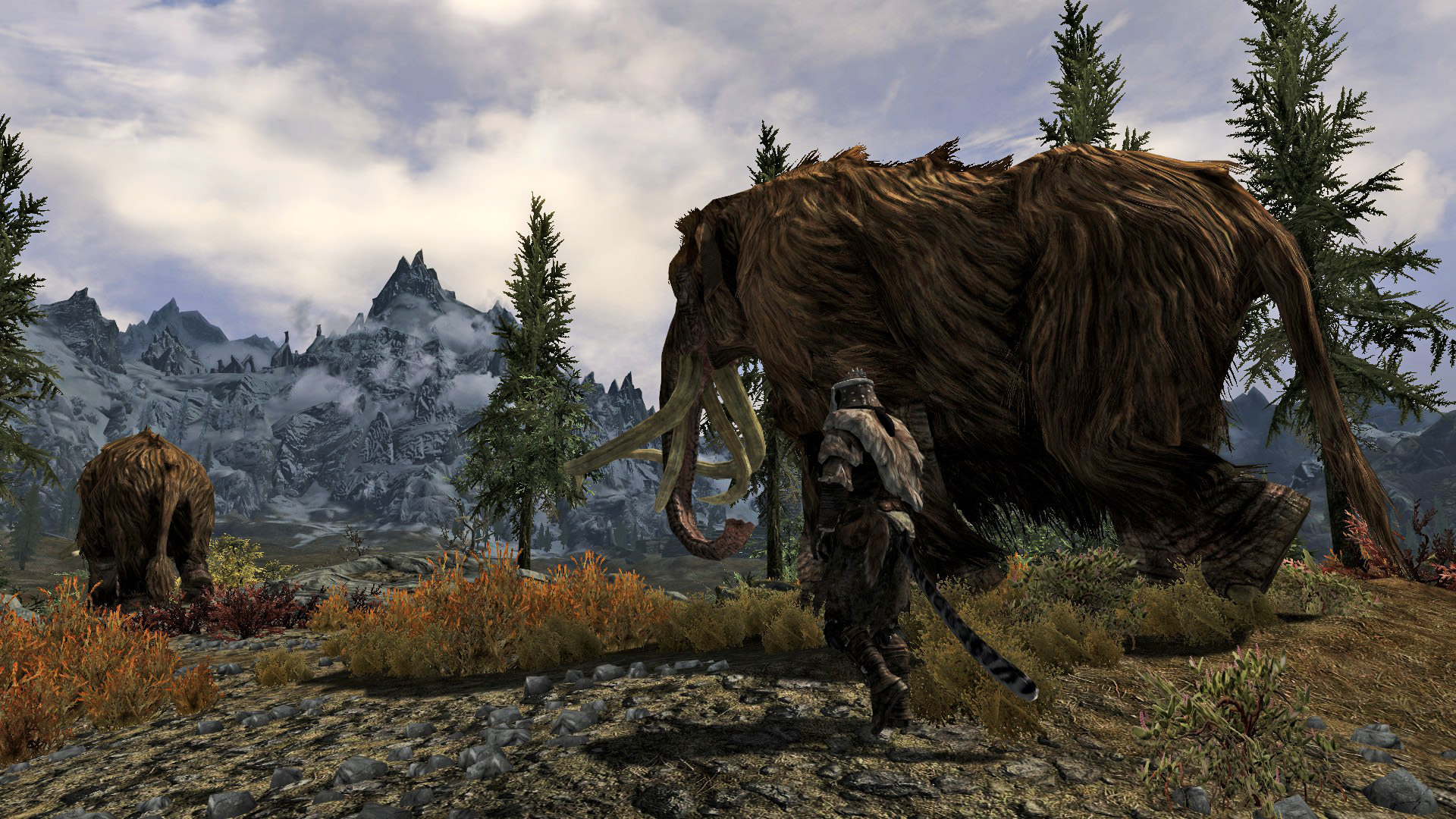 November 2012 Postcards From Skyrim