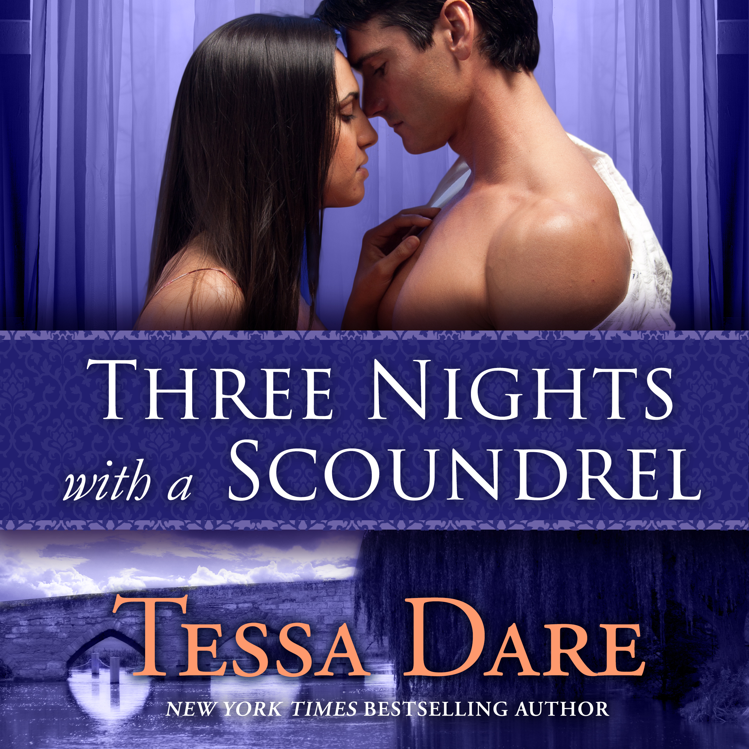 Image result for three nights with a scoundrel