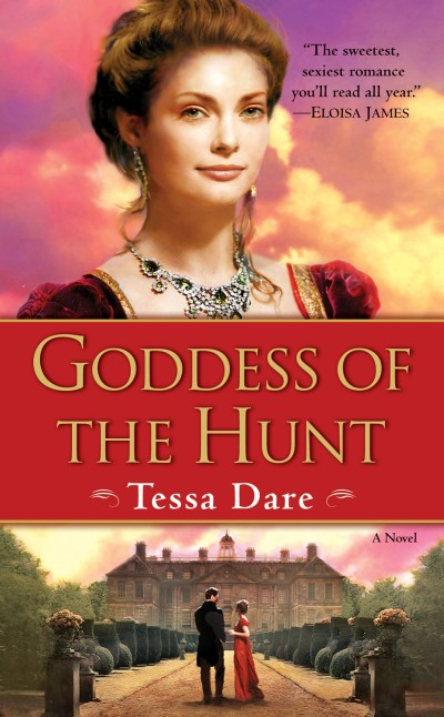 Image result for goddess of the hunt by tessa dare