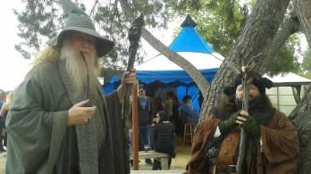 Gandalf & Radagast