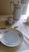 Dishes from 1890's