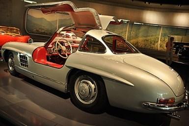 Mercedes-Benz Gullwing_0