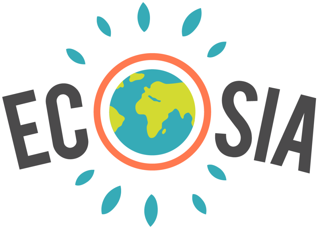 Plant trees by using the Ecosia search engine