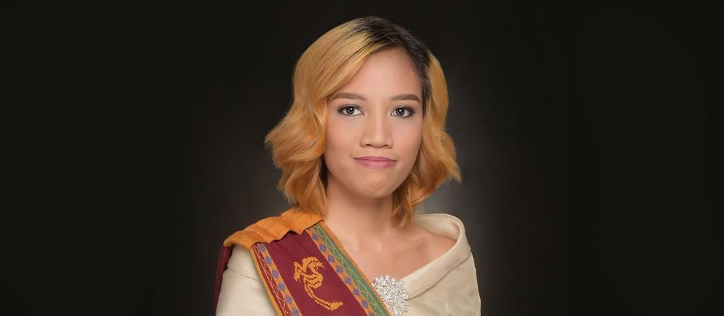 Christine Joy Reloza, scholar