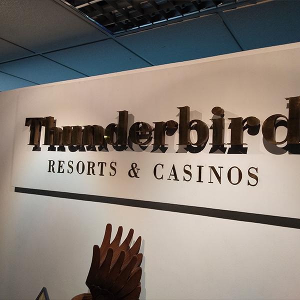 Thunderbird Resorts & Casinos uses Electromex ozonator sterilization