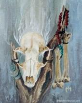 Bone Magic by Amanda Makepeace