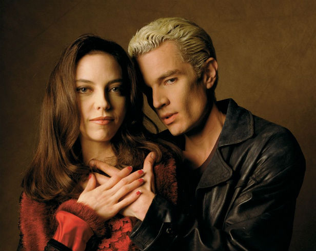 Spike and Drusilla from Buffy the Vampire Slayer