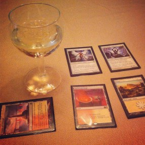 Wine and MTG