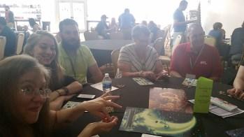 We played Loteria with John Picacio.