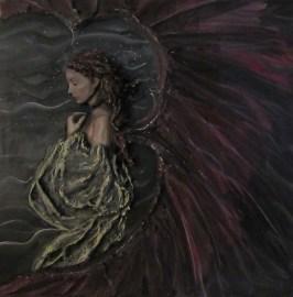 Spirit of Regret - 18x18 - $200