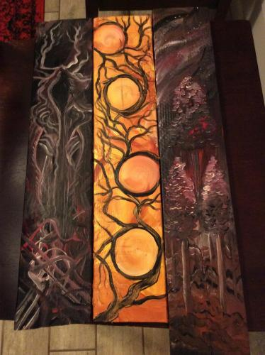 Wood Plank set 2