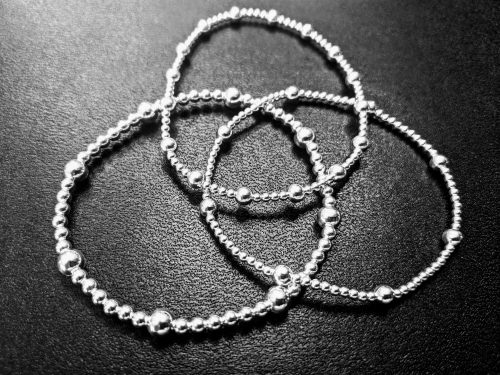 Tessories Stretch Bracelet