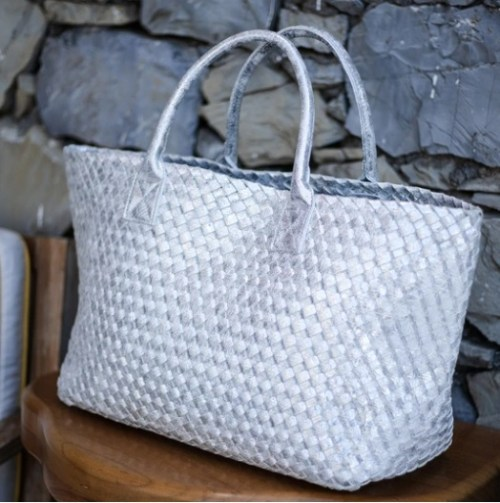 Tessories weave Bag