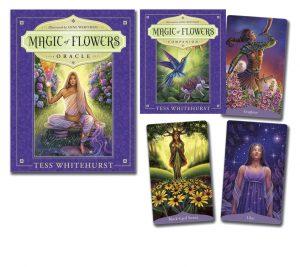 Tess Whitehurst-Magic of Flowers Oracle