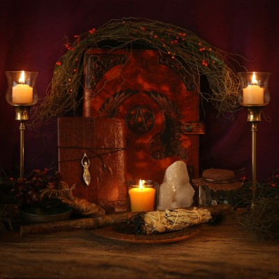 How to Create an Altar in 3 Simple Steps