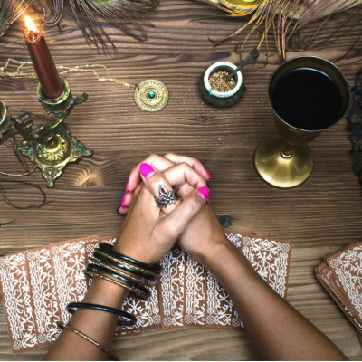 Find Your Magic with This Tarot Spell