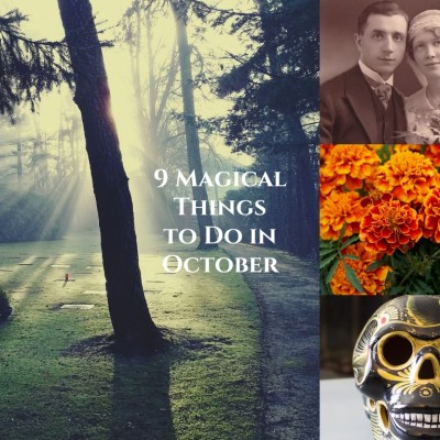 9 Magical Things to Do in October