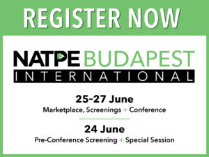 REGISTER for NATPE BUDAPEST INTERNATIONAL NOW!
