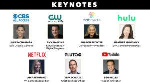 NATPE Streaming Plus Keynotes