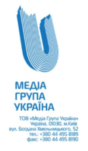 Media Group Ukraine - Non English