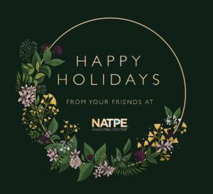Happy Holidays from NATPE