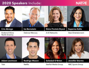 NATPE Miami 2020 Speakers
