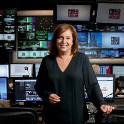 Sara Just Senior Vice President & Executive Producer PBS News Hour