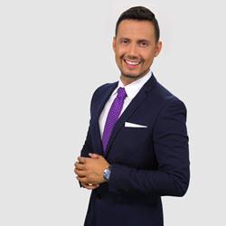 Luis Sandoval Correspondent Univision's ¡Despierta América!