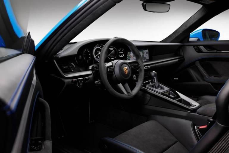 Abitacolo e interni 911 GT3 2021