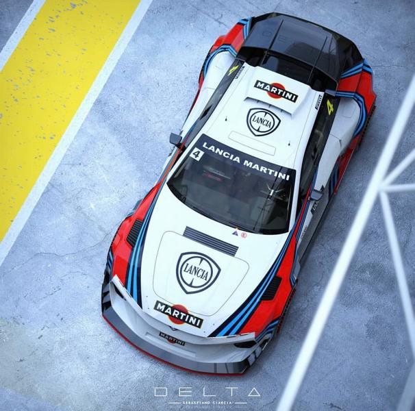 Livrea Martini Racing
