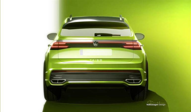 CUV Volkswagen Taigo