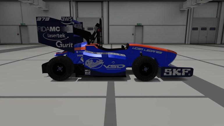 La MAD Formula Team MFTC3 in Assetto Corsa