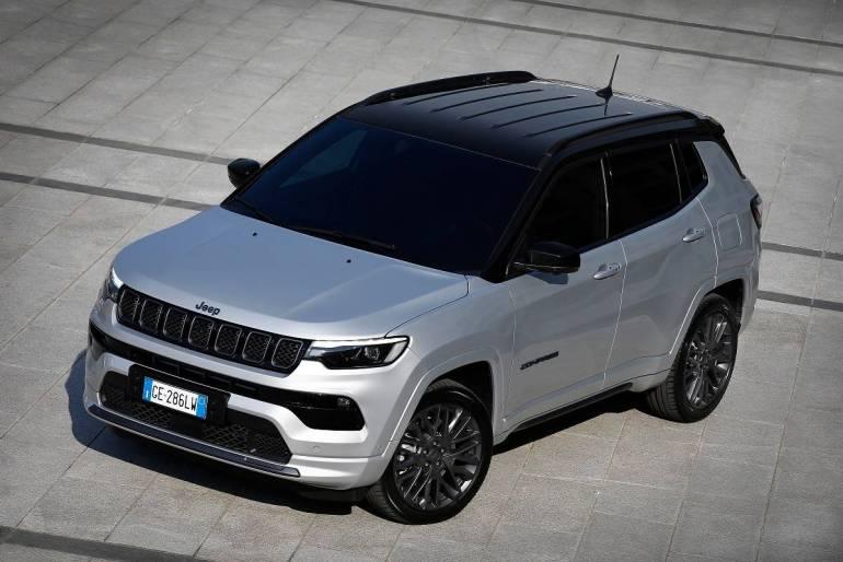 La nuova Jeep Compass 2021