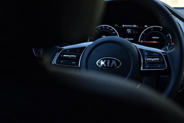 Comandi al volante Kia Xceed