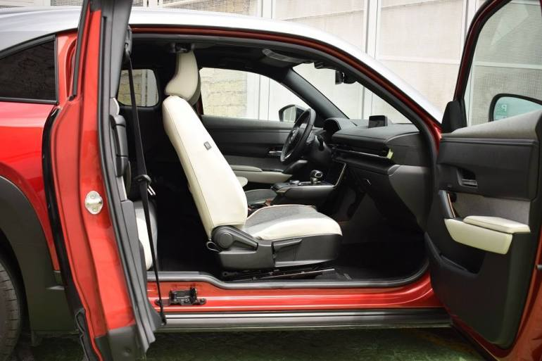 Porte freestyle Mazda MX-30