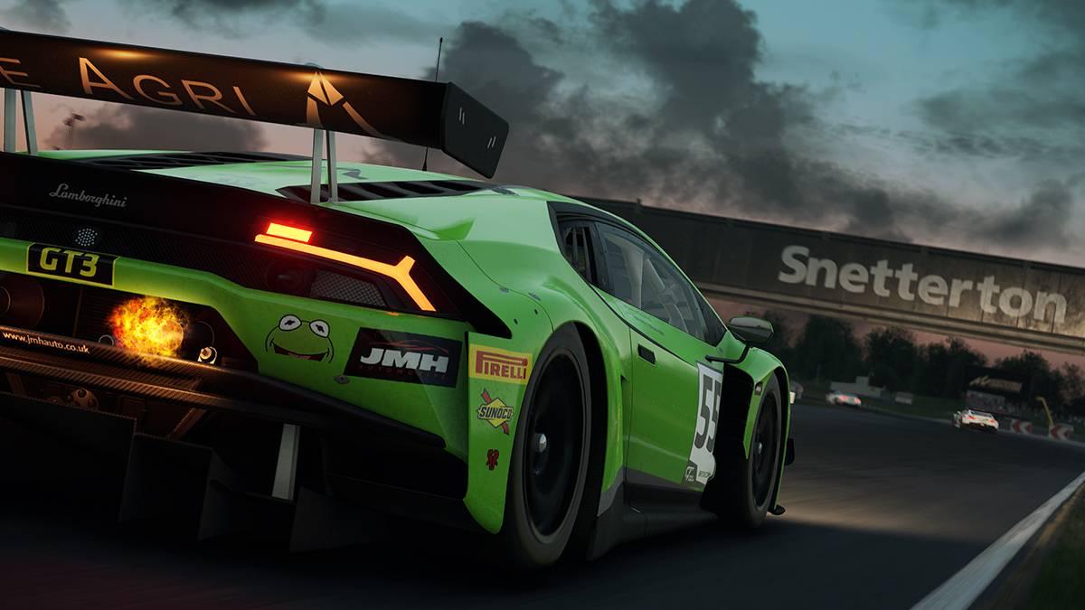Lamborghini GT3 British GT Pack DLC