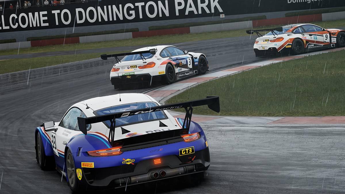 Donington Park British GT Pack DLC