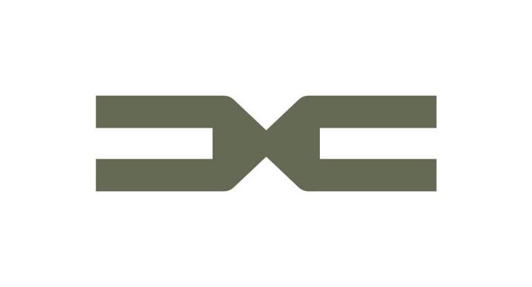 Nuovo logo Dacia 2021 in versione ridotta