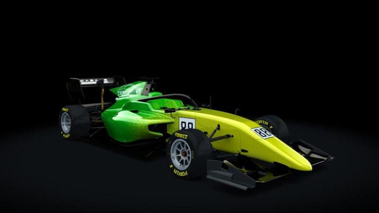 Secondo skin pack Test driver Formula RSS 3 v6 skin 05