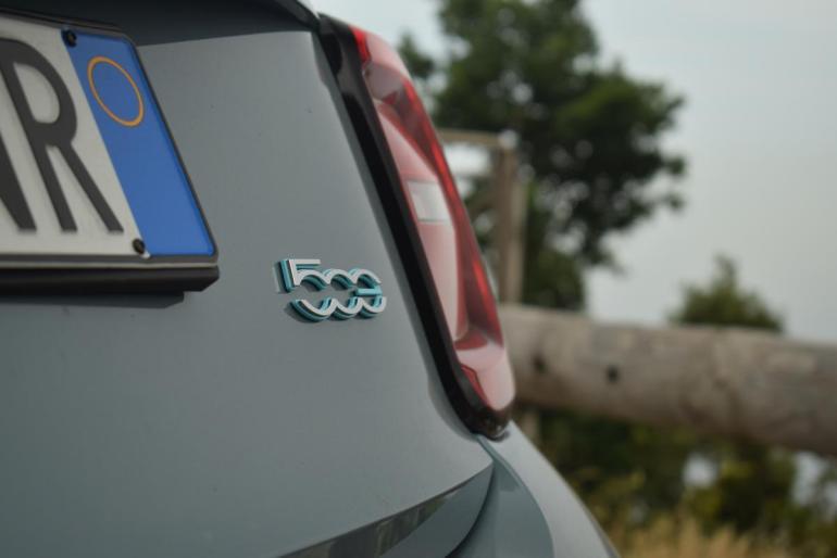 Logo 500 elettrica