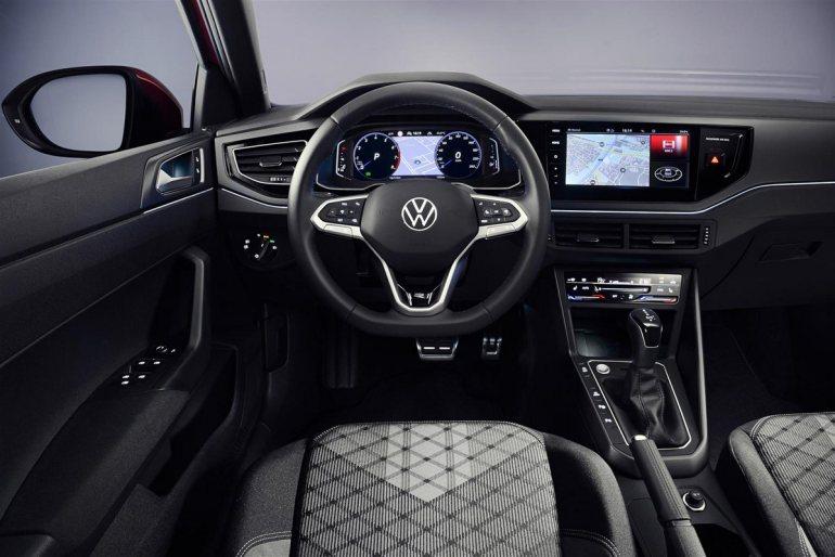 Interni Volkswagen Taigo
