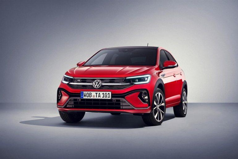 Nuova Volkswagen Taigo 2022