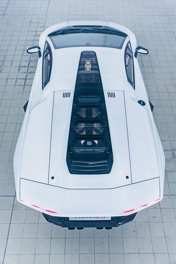 Sistema Periscopio Lamborghini