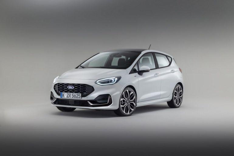 Nuova Ford Fiesta restyling