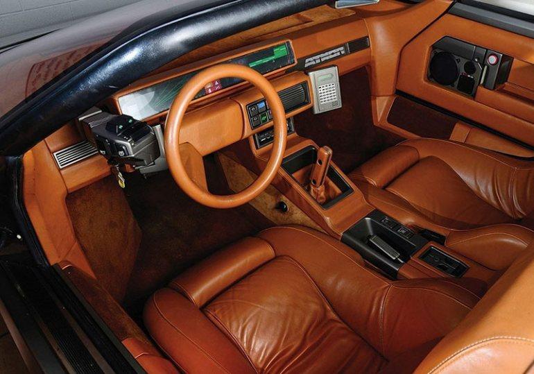 Volante della Lamborghini Athon
