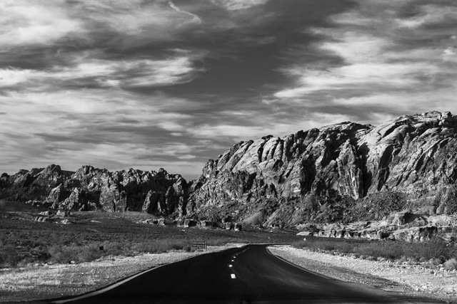 The American Southwest in Black and White 12