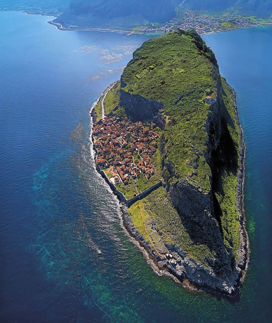 #14 Monemvasia, Greece
